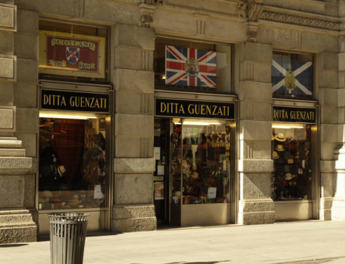 Ditta Guenzati: il negozio più antico di Milano trasloca e si salva