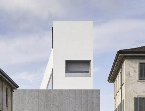 Torre, l'edificio di Fondazione Prada apre ad Aprile