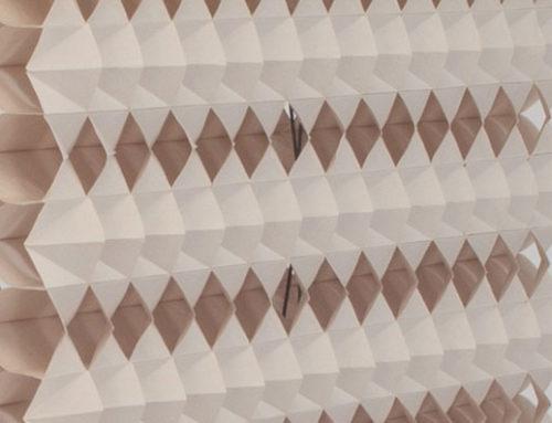 Le tende di carta di Natchar Sawatdichai