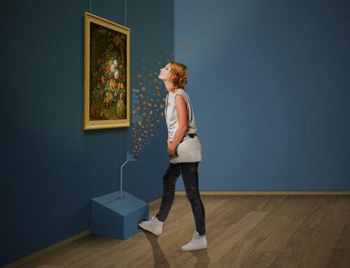 Annusa l'arte: Fleeting – Profumi a colori