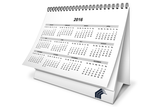 logo calendario newsletter