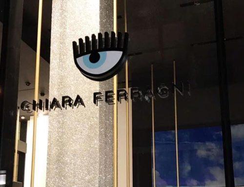 Chiara Ferragni Collection a Milano: tutto pronto per il negozio in Corso Como