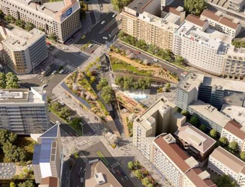 Piazzale Loreto: da rotatoria a visionaria agorà verde