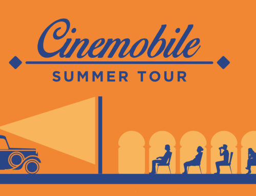CineMobile Summer Tour 2020: a Milano il cinema di una volta