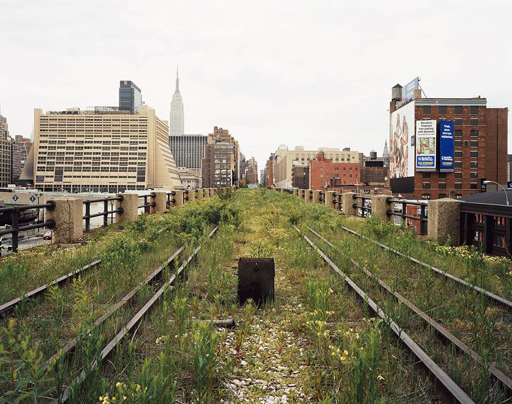 The High Line design