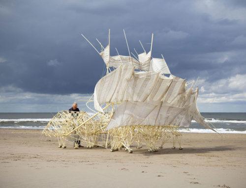 Dream Beasts, le spettacolari creature cinetiche di Theo Jansen