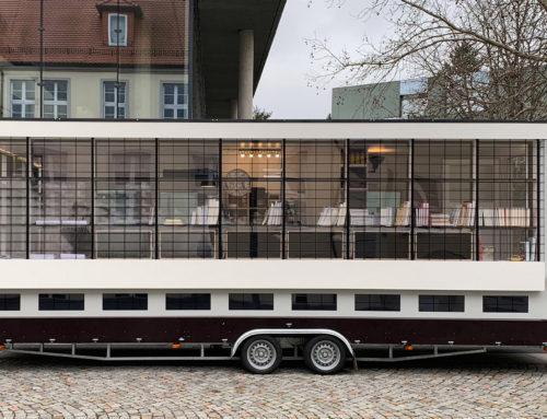 In occasione dei 100 anni il Bauhaus girerà il mondo in pullman