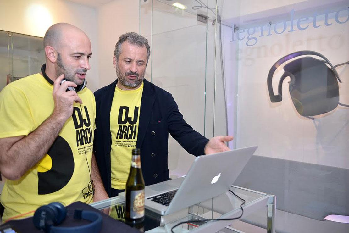 Gianluca Peluffo di GianlucaPeluffo&Partners in una delle precedenti edizioni della manifestazione