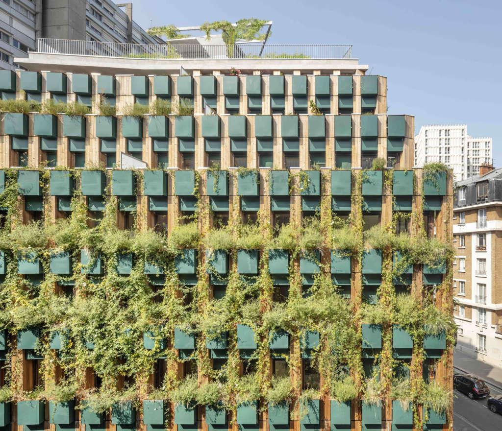 Edison Lite: a Parigi il nuovo edificio di Manuelle Gautrand