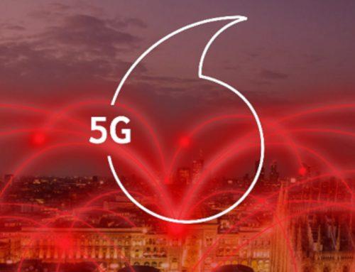 Vodafone: Giga Network 5G, per essere connessi alla velocità della luce